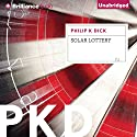 Solar Lottery Audiobook by Philip K. Dick Narrated by David de Vries