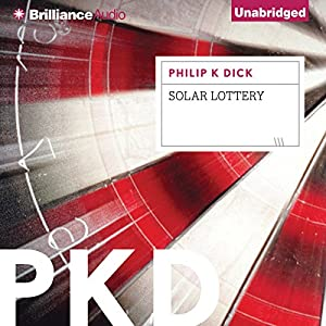 Solar Lottery Audiobook