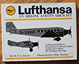 Lufthansa, R. E. G. Davies, 051757022X