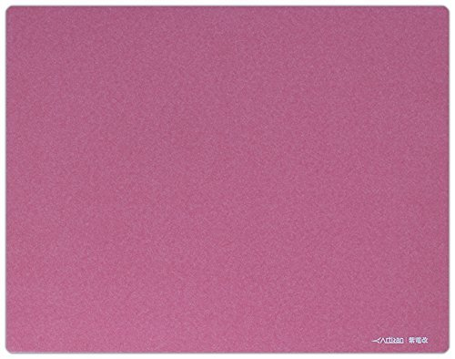 ARTISAN Gaming mouse pad Shiden-Kai MID(Hard) Large SDK-MID(Hard)-R-L Color: Strawberry Milk (Japan Import) by Artisan