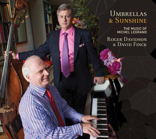 Umbrellas & Sunshine: The Music of Michel Legrand