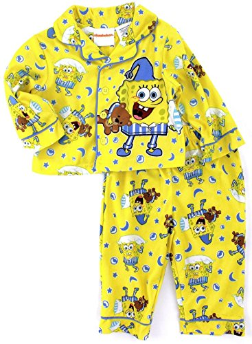 Spongebob Squarepants Baby Toddler Flann - Spongebob Squarepants Clothes Shopping Results