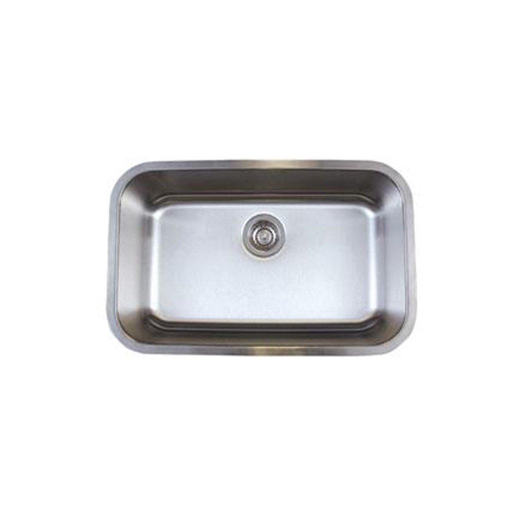 blanco bl441024 stellar super single bowl undermount sink refined rh amazon com