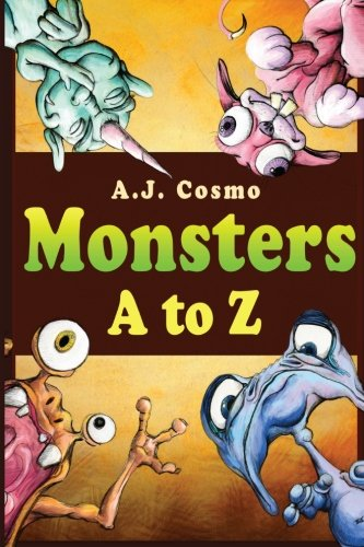 Monsters A to Z pdf