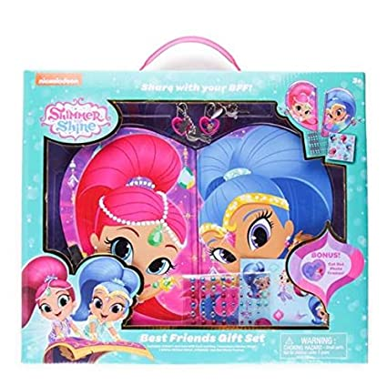 Amazoncom Shimmer And Shine Best Friend Shareable Journals