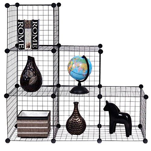 6 cube wire storage unit - 9