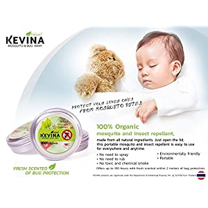Natural Mosquito repellent bug insect away,Non-Toxic,Safety for Baby Kids Adults and Your Family