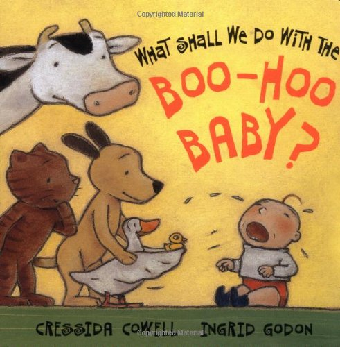 Download What Shall We Do with the Boo Hoo Baby? pdf epub