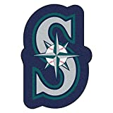 Fanmats MLB Seattle Mariners Mascot Mat, Team Color, One Size