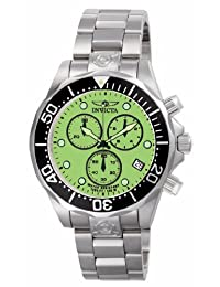 Mens Watch Invicta 11494 Pro Diver Pro Grand Diver Stainless Steel Case and Brac