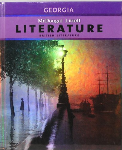 McDougal Littell Literature: Student Edition British Literature 2011