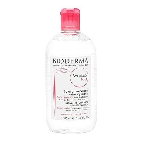 BIODERMA Sensibio H2O Solución Micelar Piel Sensible 500 ml