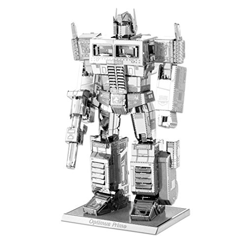 Hasbro MMS300 1.75-Inch Metal Earth Transformers Optimus Prime