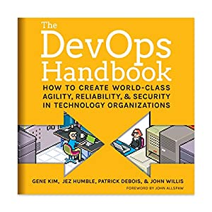 The DevOps Handbook Audiobook
