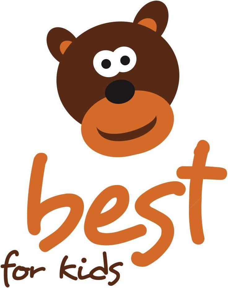 Cama infantil 90 x 180 cm, con protecci/ón antica/ídas y dos cajones Best For Kids Veh/ículos de carreras.