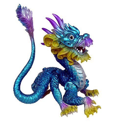 Dragonologie - Figurine Articulées - Series 1 - Dragon Asiatique - 6' / 16 cm Sablon 1705A