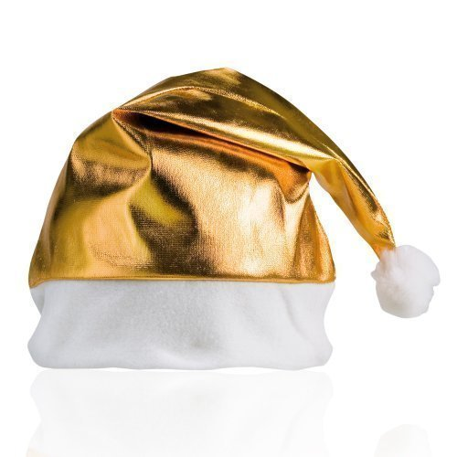eBuyGB Adults Unisex Festive Christmas Santa Hat