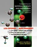 Fundamentals of Materials Science and Engineering : An Integrated Approach, Callister, 1118123182
