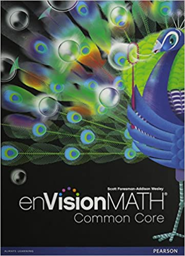 Amazon.com: enVision Math Common Core, Grade 5 (9780328672639 ...