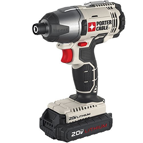 PORTER-CABLE 20V MAX Impact Wrench, Tool Only PCC641LB