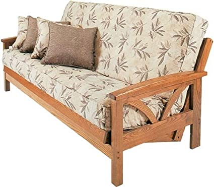 august lotz independence collection magnolia futon amazon    august lotz independence collection magnolia futon      rh   amazon