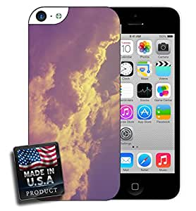Clouds and Sky iPhone 5c Hard Case