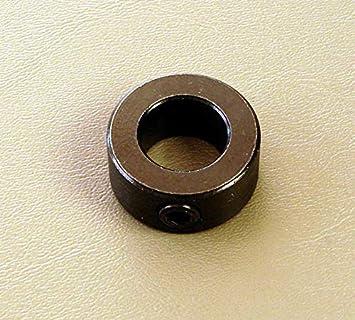 Shaft Collar with Set Screw 10pcs 9//16 Bore Shaft Collar Set Screw 9//16 Shaft Collar Steel Black Oxide Finish Steel Shaft Collar 9//16 Inch Bore Set Screw Shaft Collar