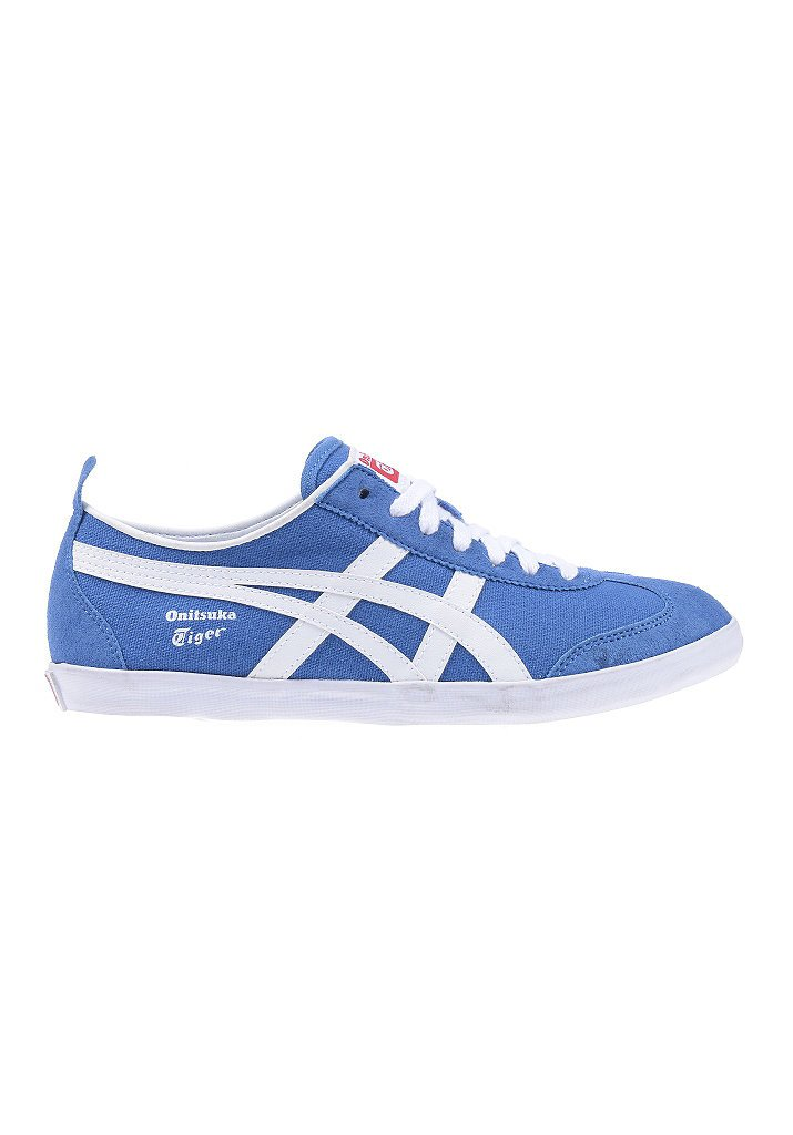 Asics Damen Mexico 66 VULC Schuhe  40|Stonewashed Blue (D3a8n-5601)