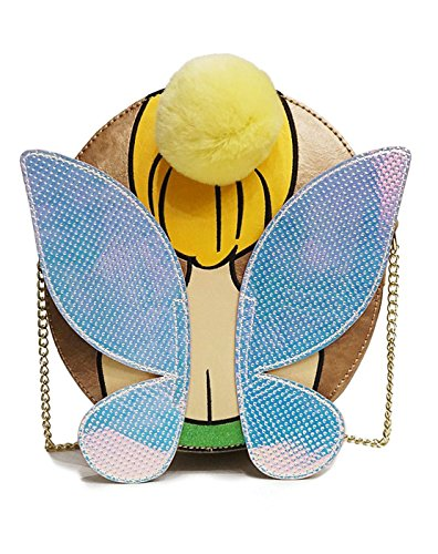 Danielle Nicole Disney Tinker Bell Crossbody Bag