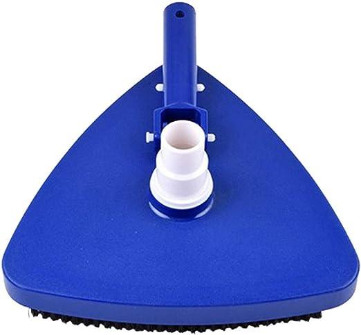 Backbayia - Cabezal de aspirador de piscina, cepillo de limpieza ...