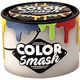 Pressman Toys Color Smash Tin in Box Game (6 Player)