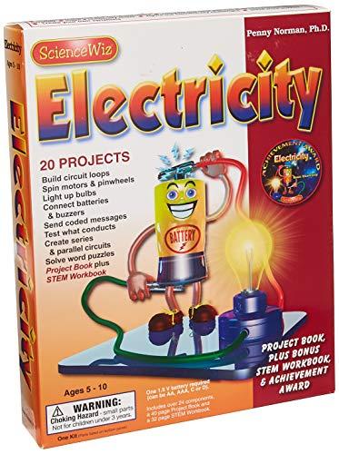 Science Wiz Electricity with Workbook