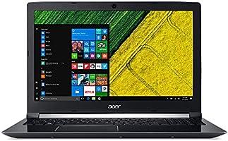 "Amazon Choice: Laptop Gaming Acer Aspire 7, 15.6"", Intel Core i7-7700HQ, 16GB RAM, 1TB+128G SSD Disco Duro, GeForce GTX 1050Ti, Windows 10, Negra ( NX.GP9AL.001 / A715-71G-70P3 )"