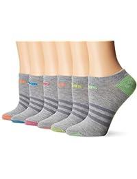 Women's Superlite No Show Socks (Pack of 6)