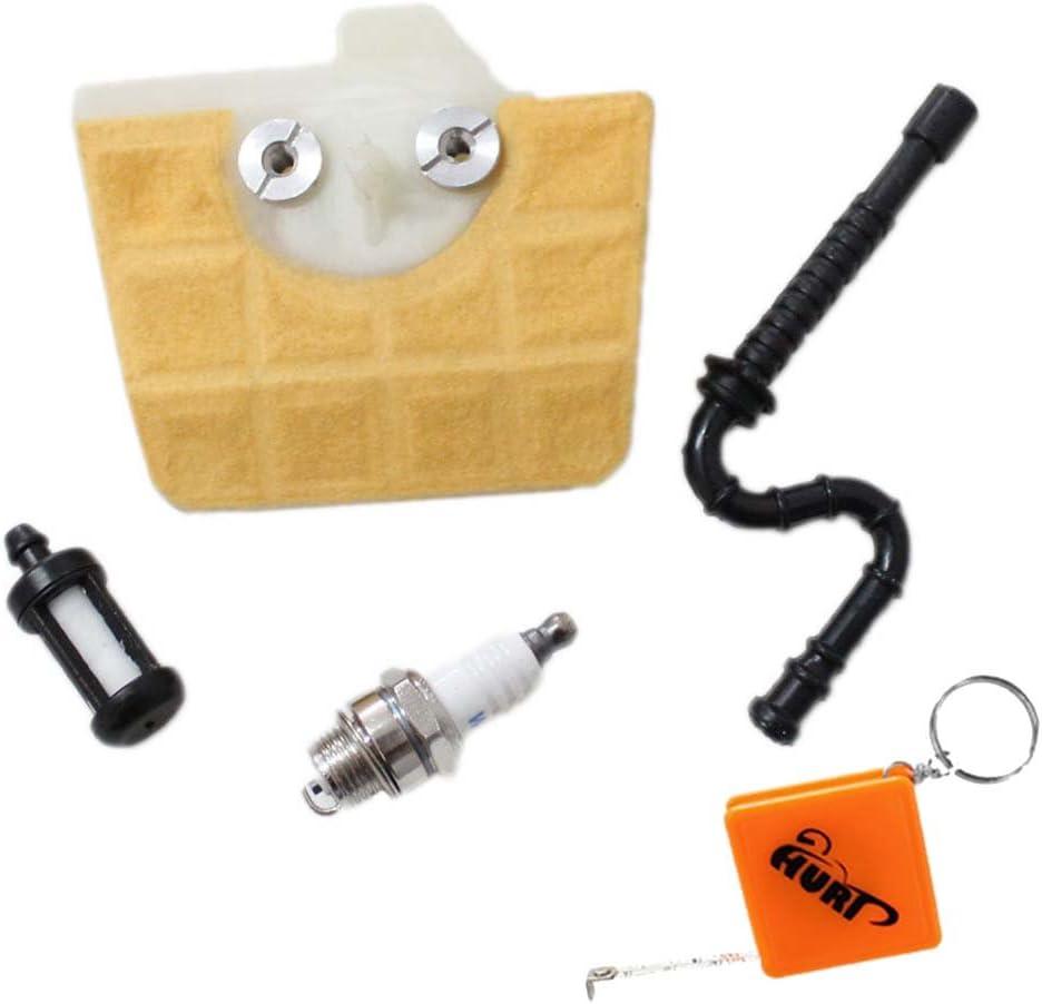 Benzinschlauch mit Filter passend für  Motorsäge Stihl MS 260 MS 240