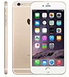 Apple iPhone 6 Plus Gold 64GB Unlocked Smartphone (Certified Refurbished)