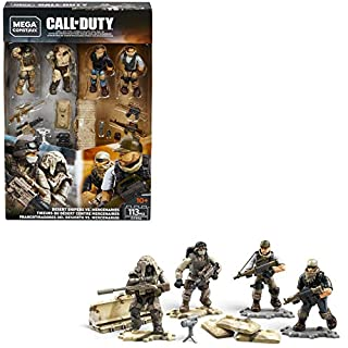 Mega Construx Call of Duty Desert Snipers vs. Mercenaries