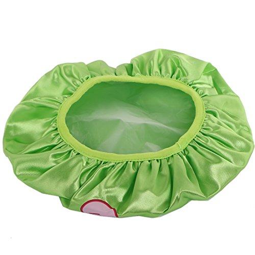 kilofly 4pc Waterproof Reusable Bath Hat Kids Fun Cartoon Animal Shower Caps Set