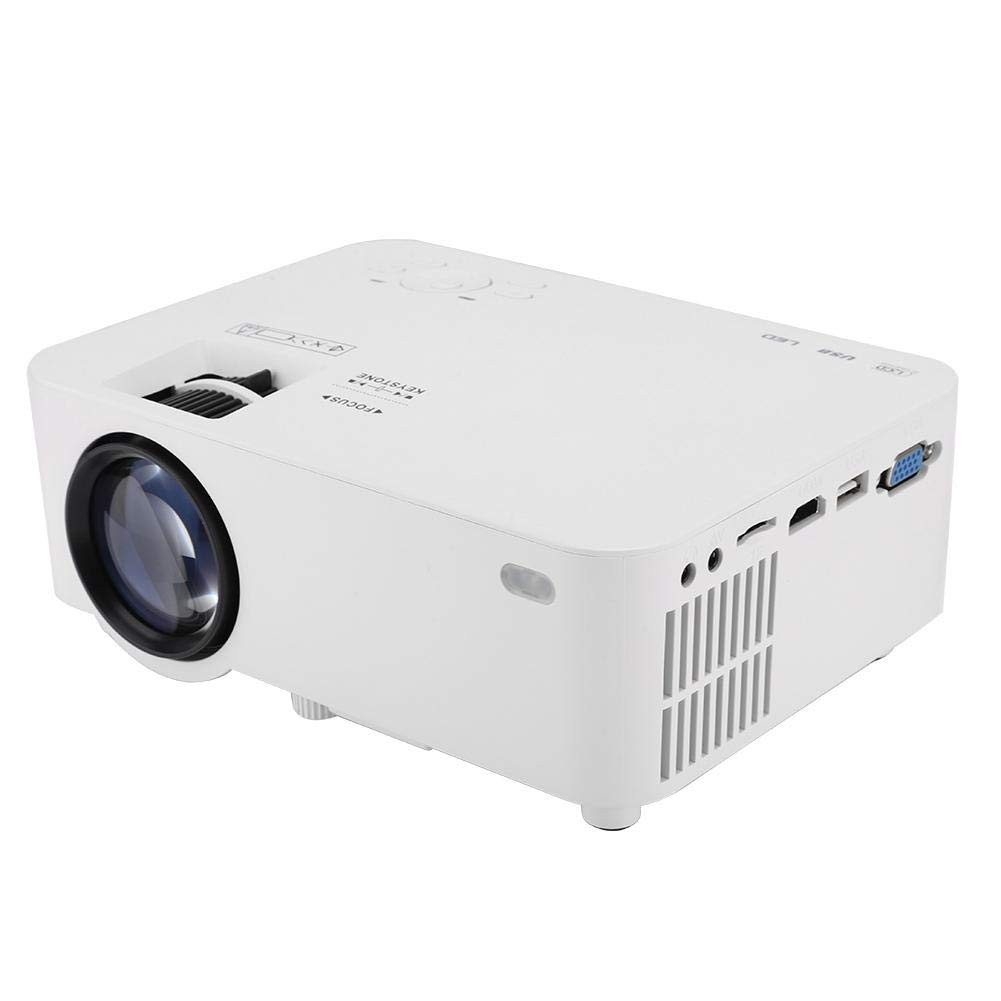 Tonysa Proyector LED Full HD 1920x1080P, Proyector de Video ...