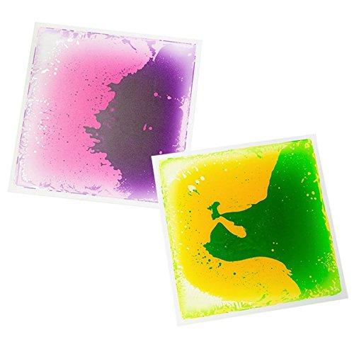 Gel Floor Tiles - 12 Pack