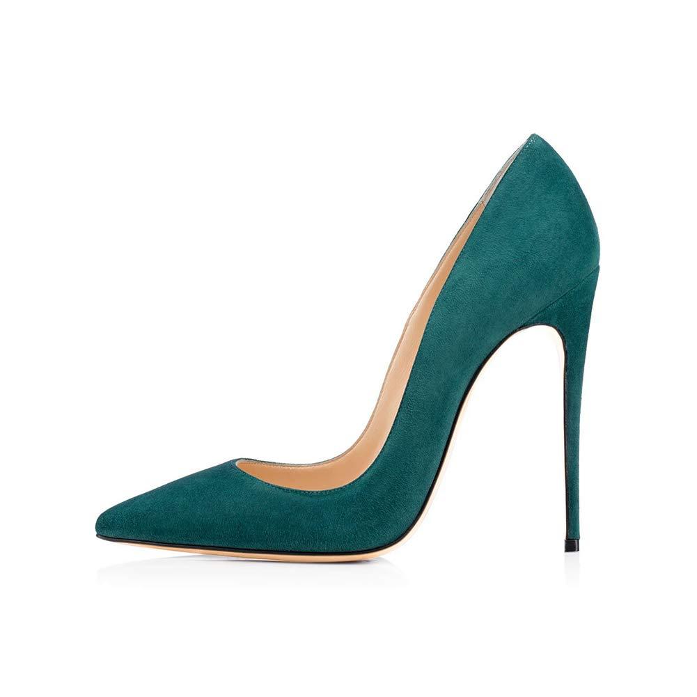 LYY.YY Damen' Formal Spitz Auf Wasserdichte Plattform High Heels Rutschfest Klassisch Schwarm Hochzeit Party Einzelne Schuhe Tägliche Kleidung Schuhe