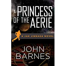 A Princess of the Aerie (Jak Jinnaka Book 2)