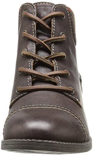 Closed Juniper Quay Leather Sperry Fashion Ankle Khaki Toe Boots Womens S6qSFwnWxI