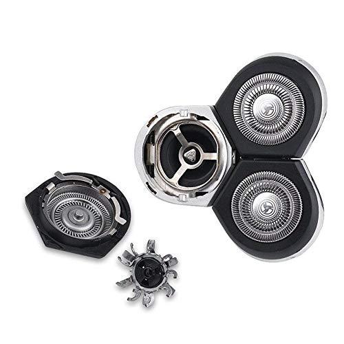PREMIUM BLADEZ TM Compatible for New Philips RQ10/RQ12/S9000 RQ1250 RQ1050 Replacement Shaver/Razor Head Set