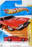 Hot Wheels 2011, '72 Ford Gran Torino Sport 2/244. 2011 New Models. 1:64 Scale