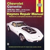 Chevrolet Corvette, 1968-1982 (Haynes Manuals)