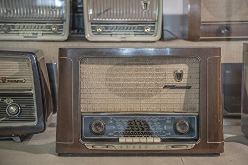 Gifts Delight Laminated 36x24 inches Poster: Radio for sale  Delivered anywhere in USA