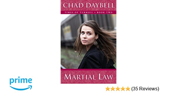 Martial Law (Times of Turmoil Book 2)