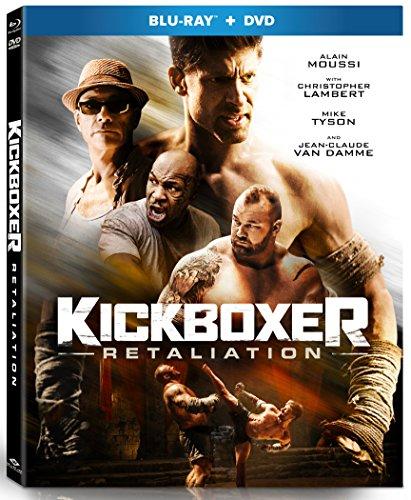 Blu-ray : Kickboxer Retaliation (Blu-ray)