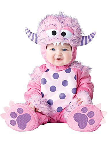 Toddler Halloween Costume- Lil Pink Monster Toddler Costume 18 Months-2T ()